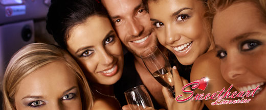 Halifax Adult Birthday Party Limo Service