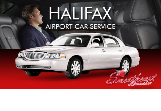 Halifax Airport Car Sedan Service