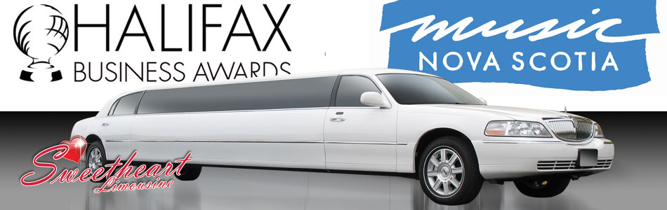 Nova Scotia AWARDS PARTY LIMOUSINE SERVICES