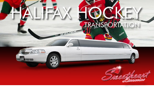 Halifax Mooseheads Hockey Limo Service