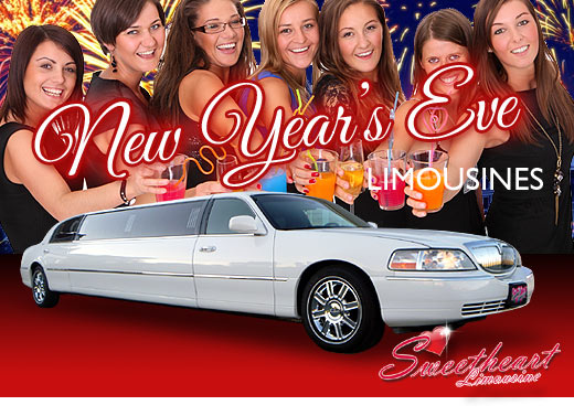 Halifax, CA New Year's Eve Party Limo Service