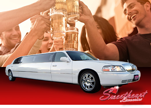 halifax pub crawl Limo Services