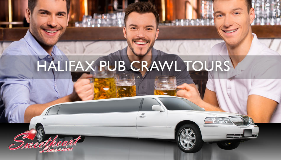 Halifax Bar Crawl Limousine Service