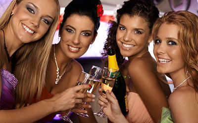 girls night out Limousine